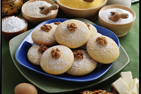 Ricetta Polentine Dolci – Dessert