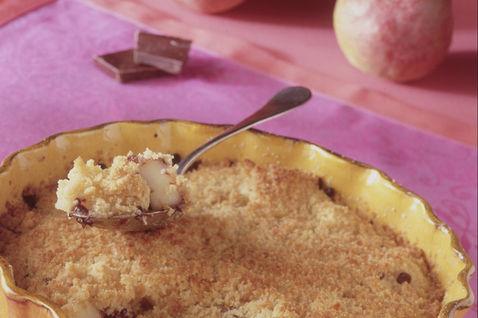 Ricetta Crumble Di Pere – Dessert