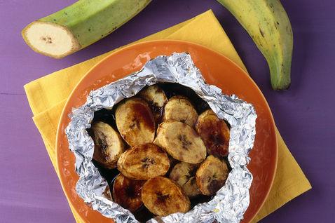 Ricetta Banane Al Cartoccio – Dessert