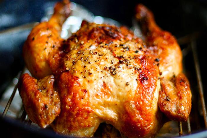 Ricetta Pollo Alla Brace – Pollame