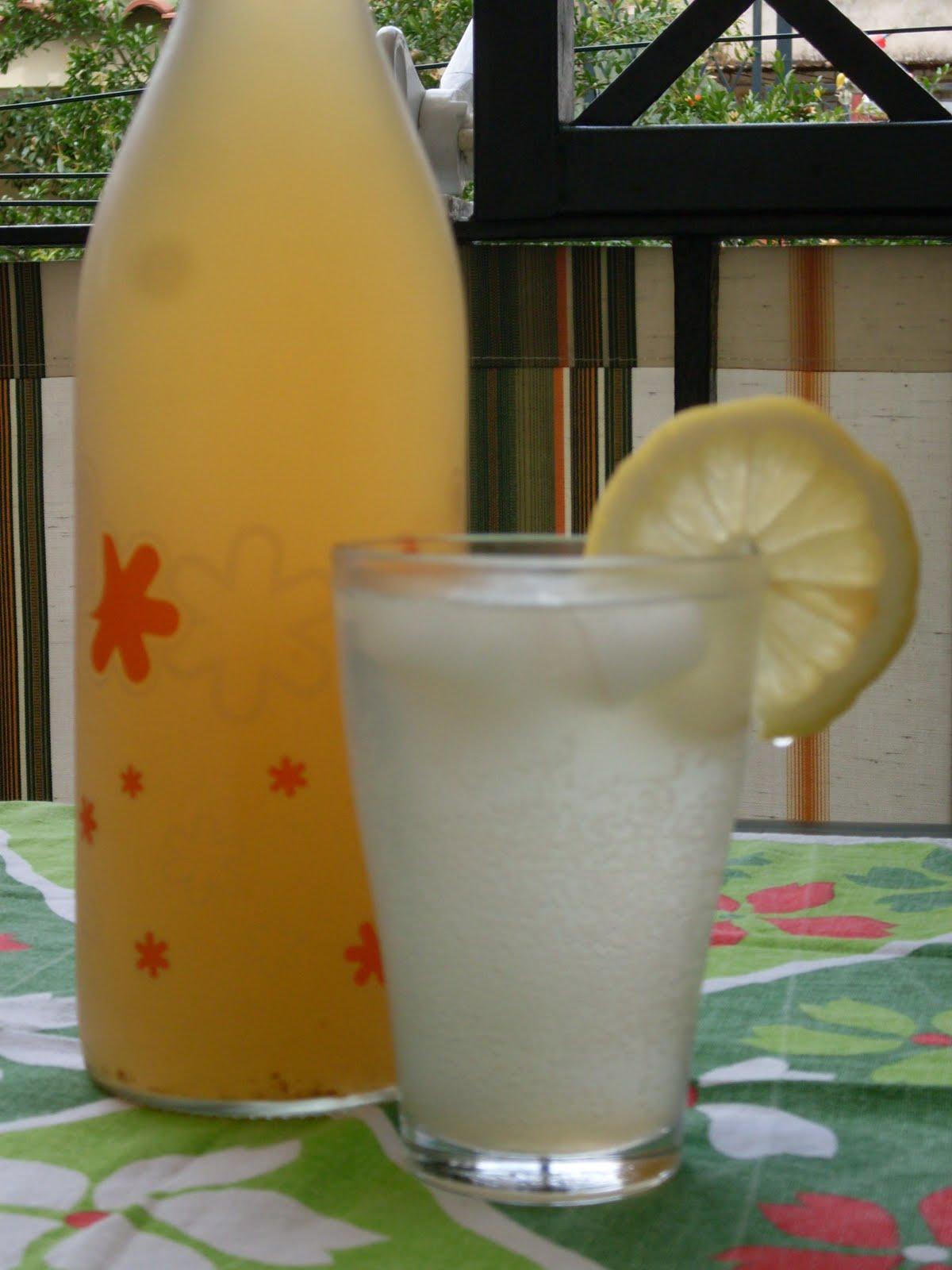 Ricetta Sciroppo Di Limoni – Bevande