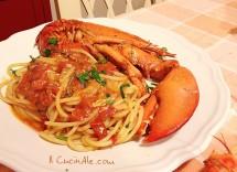 Ricetta Spaghetti All'aragosta – Primo