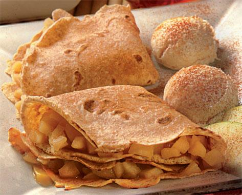 Ricetta Crepes Alle Mele (2) – Dessert