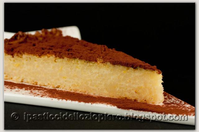 Ricetta Torta Di Couscous – Dessert
