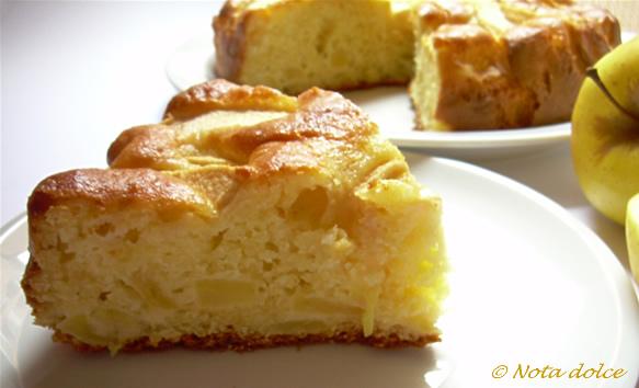 Ricetta Torta Di Mele (12) – Dessert