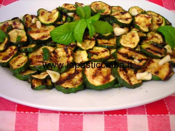 Ricetta Zucchine Alla Menta (5) – Contorno