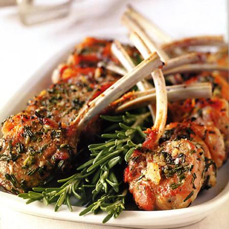 Ricetta Abbacchio Alla Cacciatora (2) – Carne