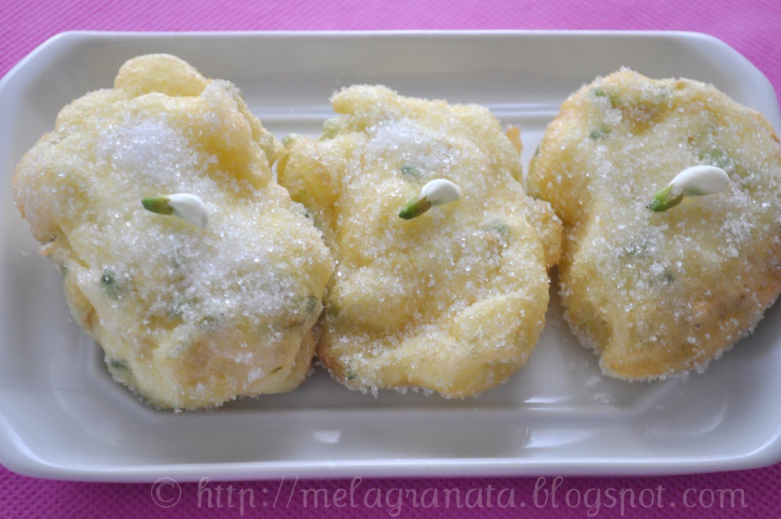 Ricetta Frittelle Di Fiori D'acacia – Antipasto