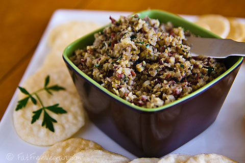 Ricetta Tapenade – Salsa