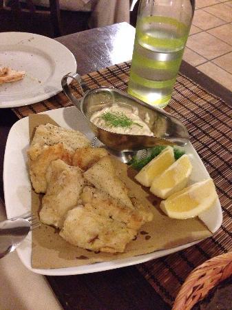 Ricetta Baccalà Fritto In Salsa – Pesce