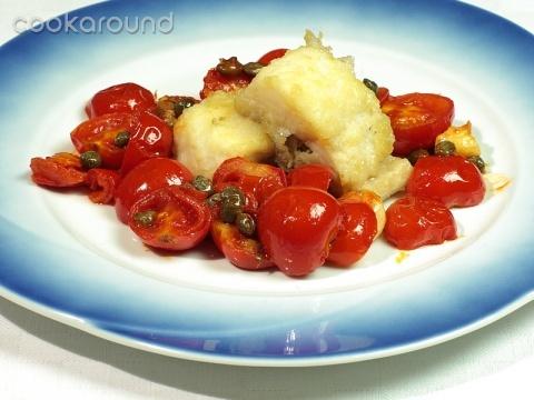 Ricetta Baccalà Ai Pomodori – Pesce
