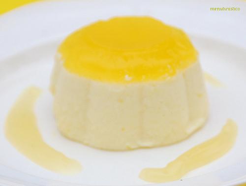 Ricetta Bavarese Alla Vaniglia (3) – Dessert