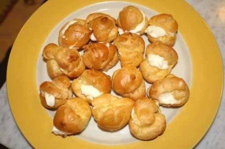 Ricetta Bignè Al Formaggio (2) – Antipasto