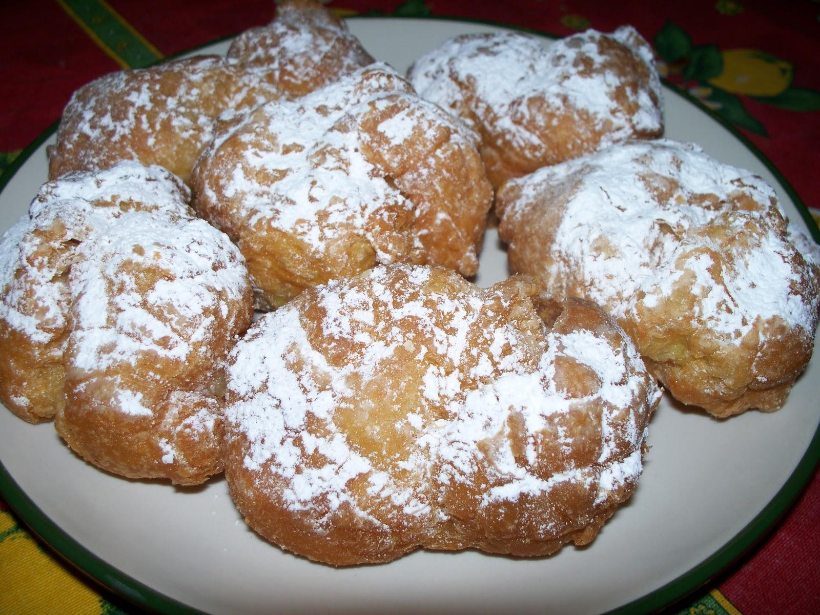 Ricetta Bignè Di San Giuseppe – Dessert