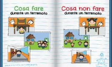 come preparare i bambini ai terremoti