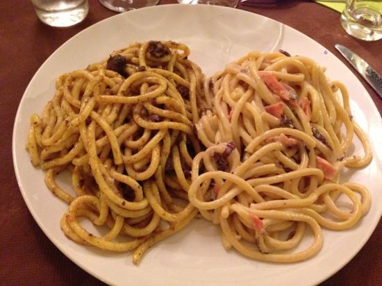 Ricetta Bigoli Di San Lorenzo – Primo