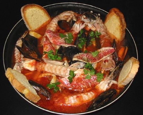 Ricetta Brodeto Triestino – Pesce