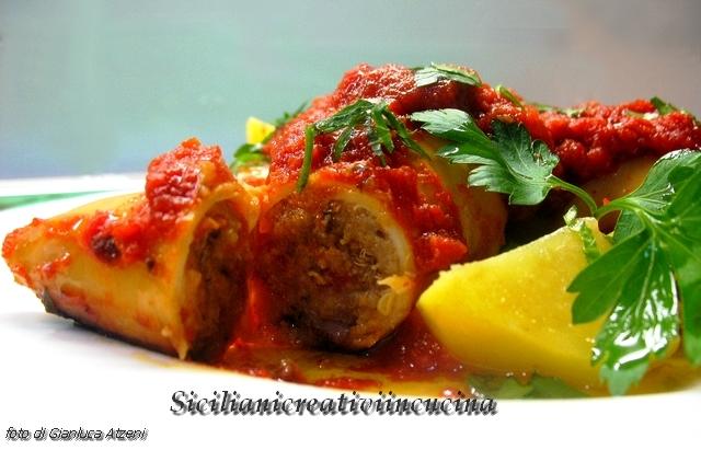 Ricetta Calamari Al Pomodoro (2) – Pesce