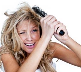 Cure per i capelli crespi