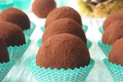 Ricetta Praline Al Cioccolato (2) – Dessert