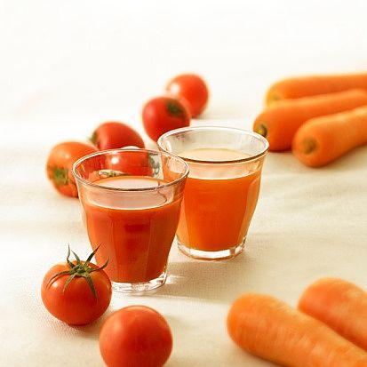Ricetta Succo Di Pomodoro Con Succo Di Carota E Di Carciofo – Bevande