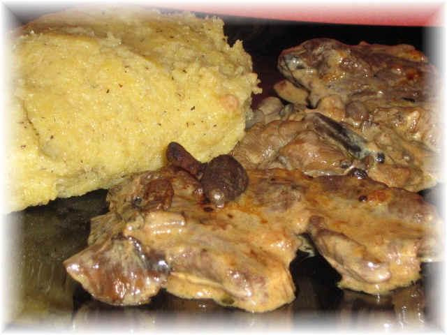 Ricetta Bocconcini Di Coniglio Alla Ligure Con Polenta Concia – Carne