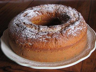 Ricetta Ciambellone Della Mamma – Dessert