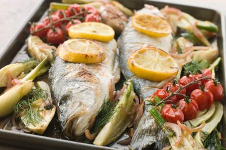 Ricetta Branzino Al Finocchio (2) – Pesce
