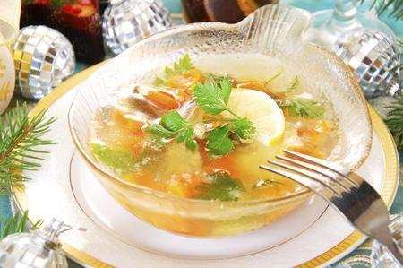 Ricetta Brodeto Triestino (6) – Pesce