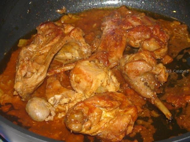 Ricetta Coniglio In Umido (2) – Carne