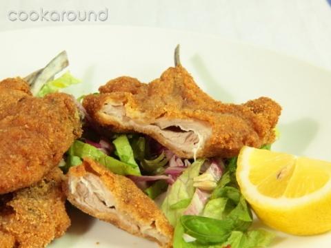 Ricetta Costolette D'abbacchio Fritte Panate – Carne