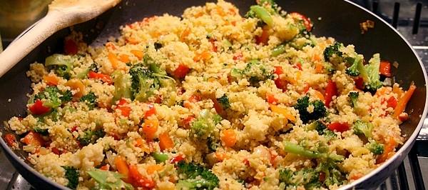Ricetta Couscous Vegetale – Primo