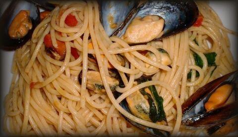 Ricetta Vermicelli Con Le Cozze Al Basilico – Primo
