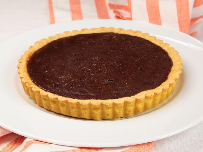 Ricetta Crostata Di Cioccolato – Dessert