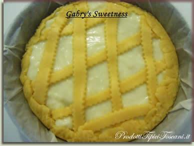 Ricetta Crostata Di Latte – Dessert