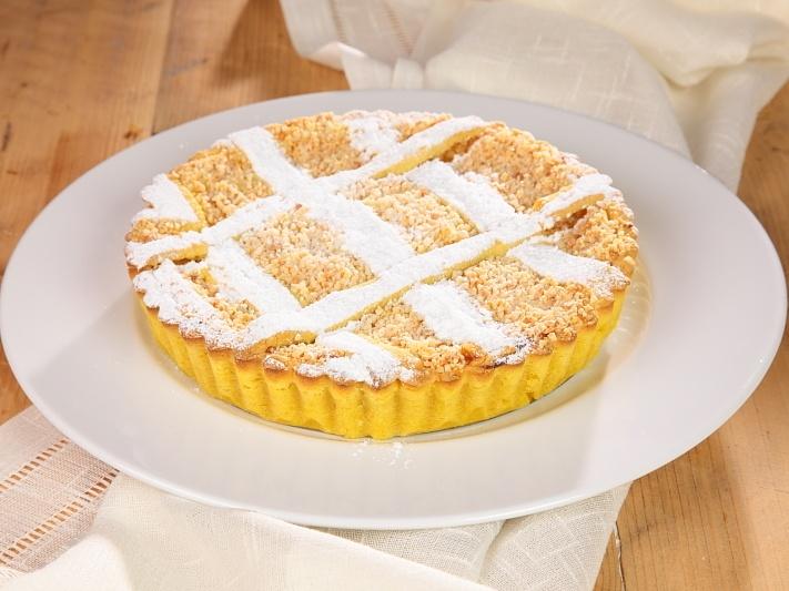 Ricetta Torta Dolce Di Ricotta (2) – Dessert