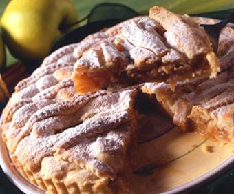 Ricetta Crostata Di Mele – Dessert