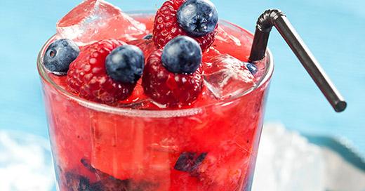 Ricetta Cocktail Ai Frutti Di Bosco – Bevande