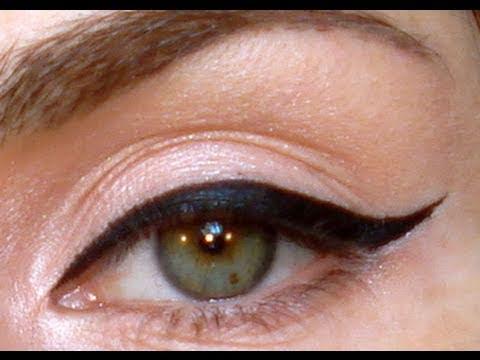 Potrebbe essere per voi lo stile di l'Eye Liner