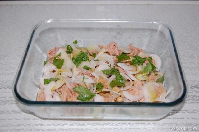 Ricetta Fagiolini All'insalata – Contorno