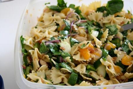 Ricetta Insalata Di Pasta Vegetariana – Contorno