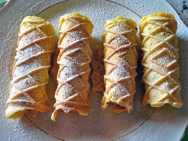 Ricetta Ferratelle (2) – Dessert