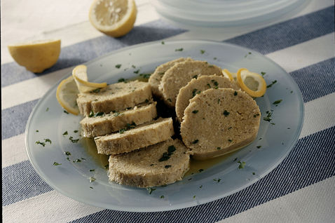 Ricetta Salame Di Tonno – Pesce