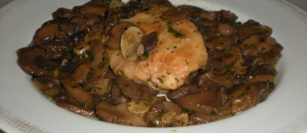 Ricetta Funghi Champignon Al Marsala – Contorno