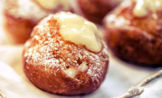 Ricetta Dolce Di Crema – Dessert