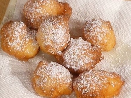 Ricetta Frittelle Di Ricotta – Dessert