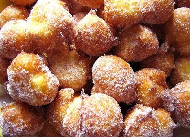 Ricetta Frittelle Dolci – Dessert