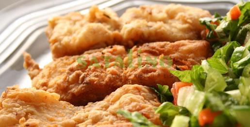 Ricetta Cernie Fritte – Pesce