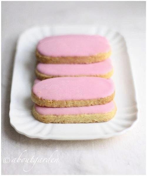 Ricetta Dolcetti Alla Rosa – Dessert
