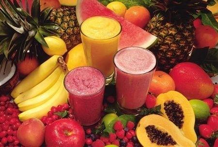 Ricetta Frullato Di Frutta Al Latte (3) – Dessert